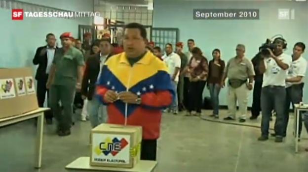 Video «Hugo Chavez hat Vollmacht» abspielen