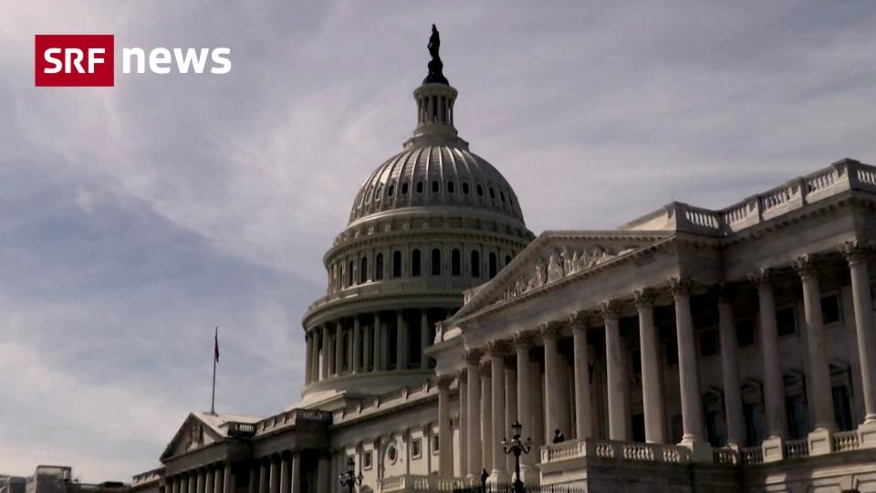 US-Shutdown vorerst abgewendet