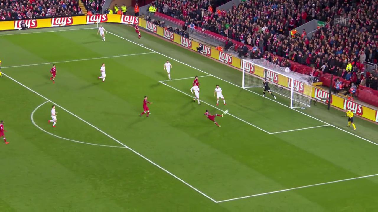 Kurz-Zusammenfassung Liverpool-Spartak