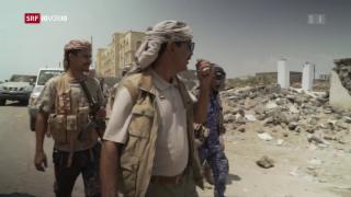 Video «FOKUS: Reportage aus Jemen, Teil 1» abspielen