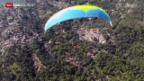 Video «Gleitschrimfliegen: Weltcup in Mexiko» abspielen