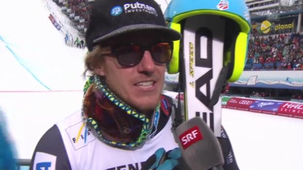 Video «Ski-WM: Sieger-Interview mit Ted Ligety» abspielen
