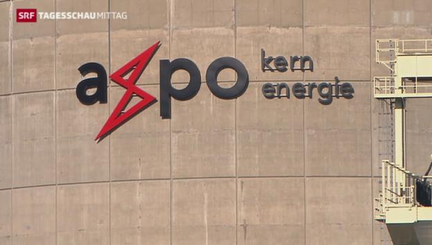 Video «Axpo rutscht tief in rote Zahlen» abspielen