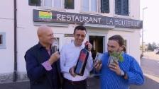 Link öffnet eine Lightbox. Video Zürichsee – Tag 4 – Restaurant La Bouteille, Stäfa abspielen