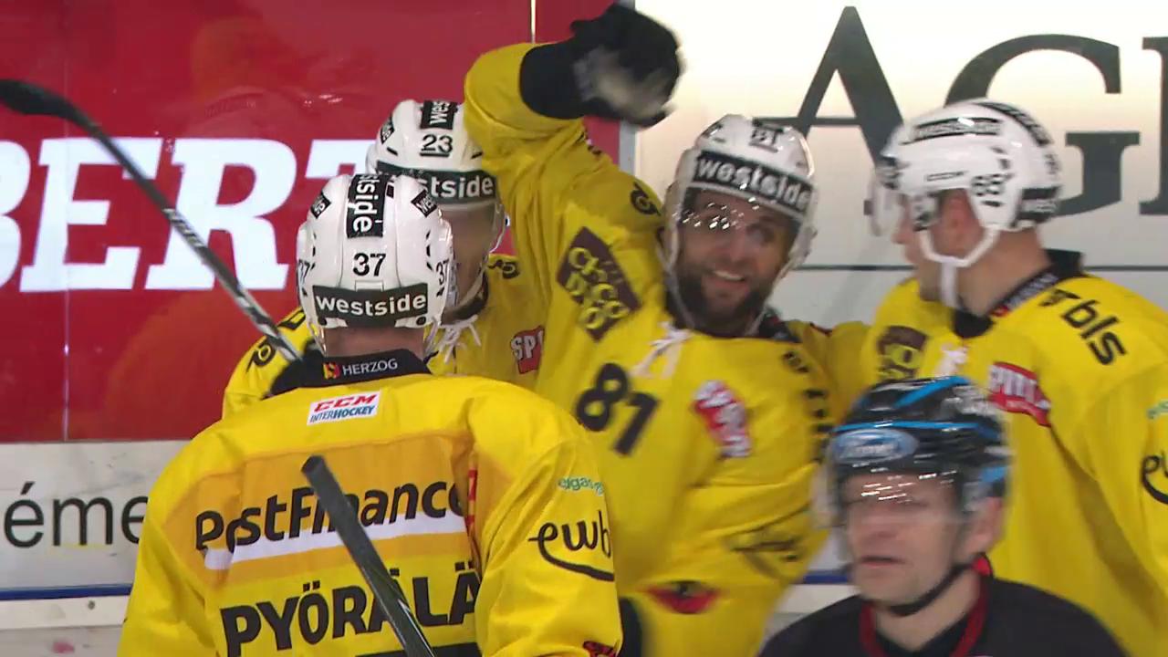 Bern feiert 7:2-Sieg im Zähringer-Derby