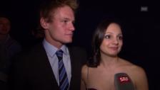 Video «Sarah Meier zeigt sich mit ihrem Freund» abspielen