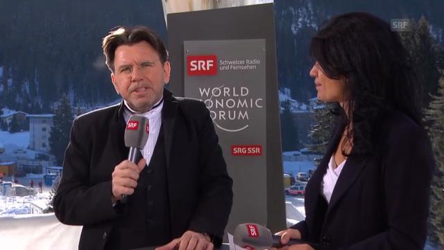 Web-Videovorschau: Letzter WEF-Tag