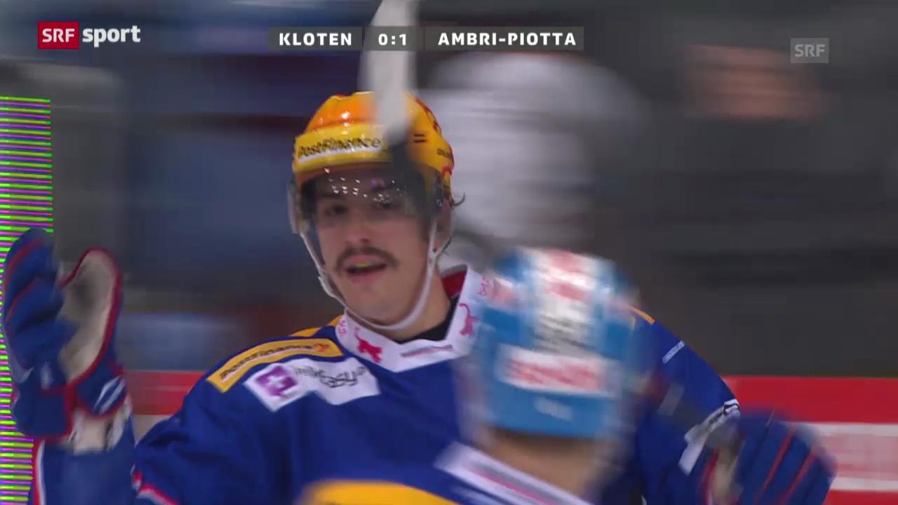 NLA: Kloten - Ambri