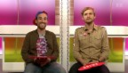 Video ««Ich oder Du»: Die Kumpels von «Dabu Fantastic» im Harmonie-Test» abspielen