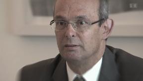 Video «Polizeiskandal Luzern: Harte Kritik an Hensler» abspielen