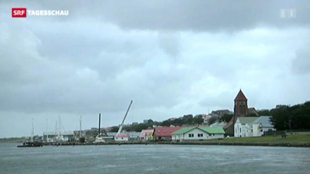 Video «Streit um Falkland-Öl» abspielen