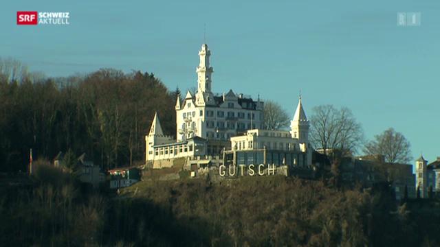 Stadt Luzern macht Druck auf Gütsch-Besitzer