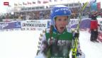 Video «Ski Alpin: Zwei Überraschungssiege» abspielen
