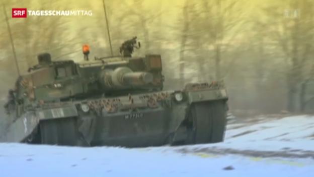 Video «Plädoyer für die Milizarmee» abspielen