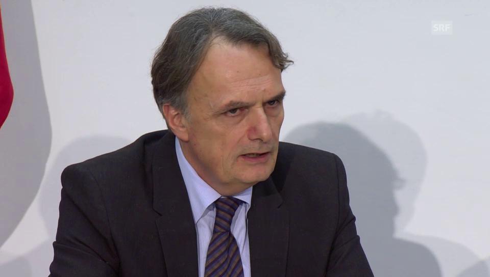 SEM-Chef Mario Gattiker zur Höhe der Schwellenwerte