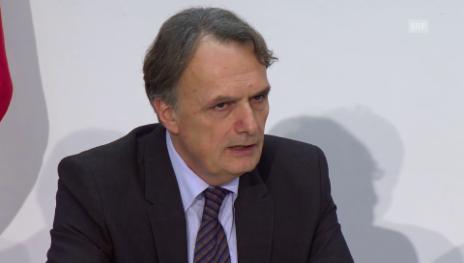 Video «SEM-Chef Mario Gattiker zur Höhe der Schwellenwerte» abspielen