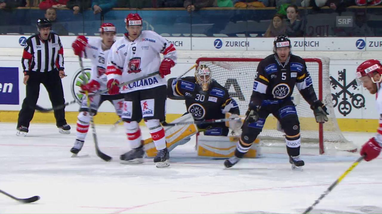 Lugano nach Sieg im Halbfinal