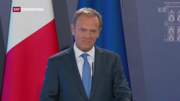 Video «EU bremst die Briten» abspielen
