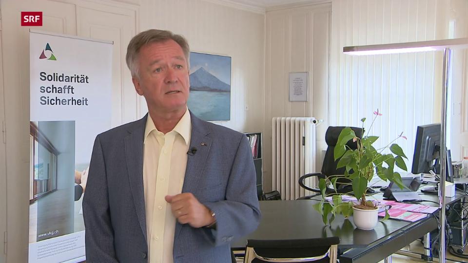 Alain Rossier: «Wir gehen von 660 Millionen Franken Schaden aus»