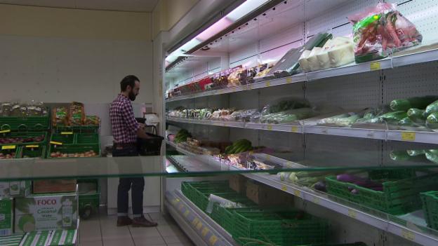 Video «Gesundheitsrisiko Asia-Gemüse – die Hälfte fällt im Test durch» abspielen