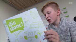 Video «Lehrplan 21: Lehrmittelverlage streiten um Millionen-Aufträge» abspielen