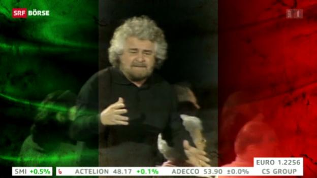 Video «SRF Börse vom 25.02.2013» abspielen