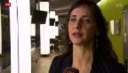 Video «Bund rechnet 2015 mit mehr Asylgesuchen» abspielen