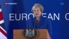 Video «Theresa May und die EU sind sich einig» abspielen