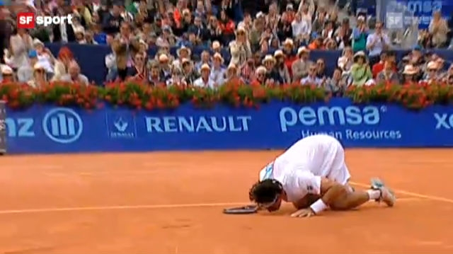 Tennis: Final ATP-Turnier Gstaad