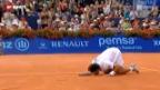Video «Tennis: Final ATP-Turnier Gstaad» abspielen
