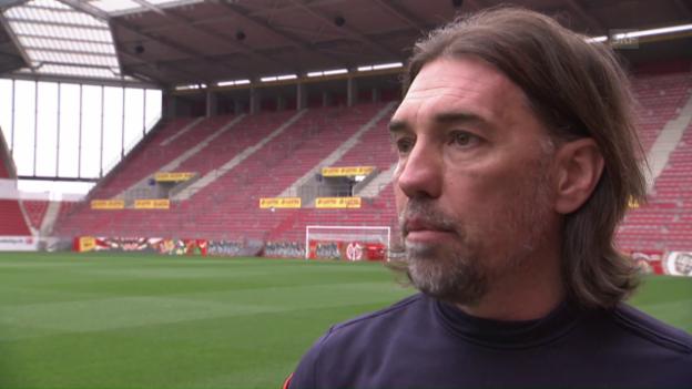 Video «Schmidts Saisonziele mit Mainz» abspielen