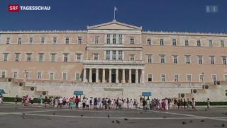 Video «Das griechische Comeback trotz grossen Problemen» abspielen
