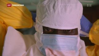 Video «Neuer Ebola-Ausbruch» abspielen