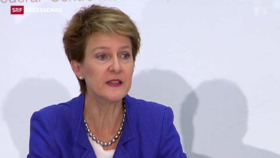 Bundesrat zur Umsetzung der Masseneinwanderungs-Initiative