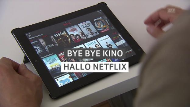 Video «Netflix investiert Milliarden in eigene Filme» abspielen