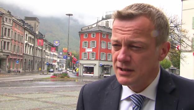 Video «Martin Landolt «Der Sitz von Bundesrätin Widmer-Schlumpf hat nicht mit meinem Wahlresultat zu tun.»» abspielen