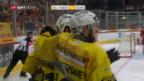 Video «Die SCL Tigers unterliegen dem SC Bern» abspielen