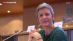 Video «Forsche EU-Wettbewerbshüterin» abspielen