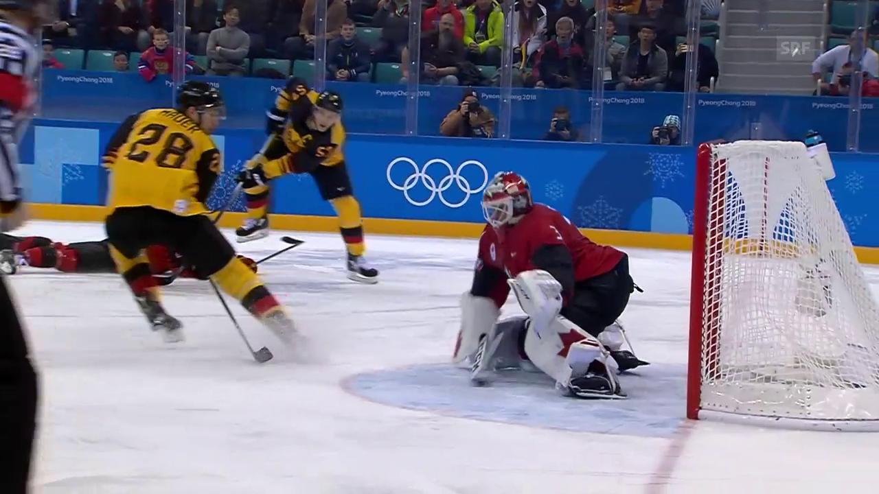 Mauers Traumtor gegen Kanada