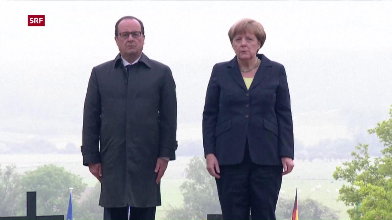 Gedenken als Bekenntnis zur deutsch-französischen Freundschaft