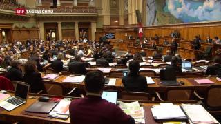 Video «Budgetfrage im Ständerat» abspielen