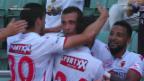 Video «Kasami führt Sion zum Derby-Sieg» abspielen