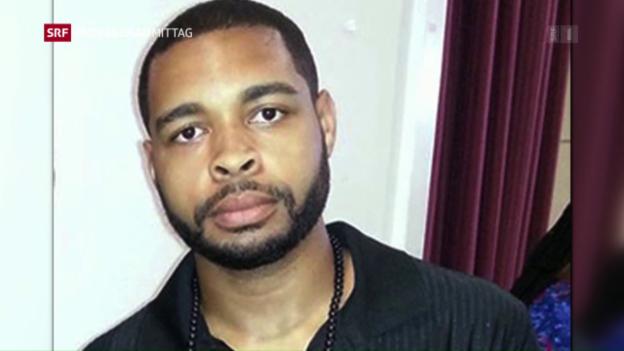 Video «Trauer und Schock nach Polizistenmorden in Dallas» abspielen