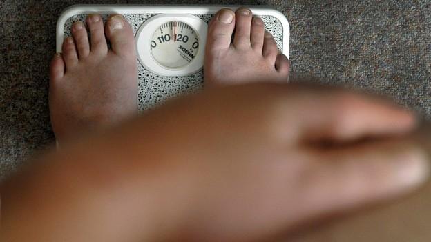 Video «Magenverkleinerung gegen Diabetes» abspielen