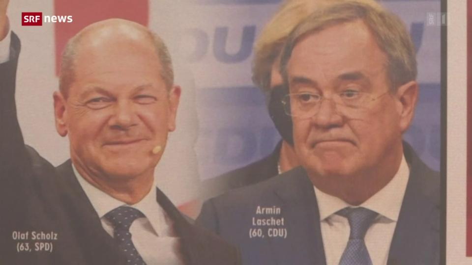 Aus dem Archiv: Scholz will «Ampel» wagen, FDP erhebt Zweifel