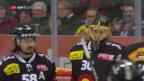 Video «Bern mit lockerem Sieg gegen Lausanne» abspielen
