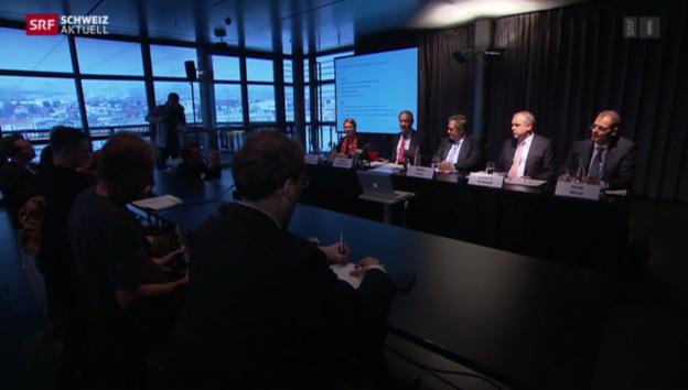 Video «Einigung für «Salle Modulable»» abspielen