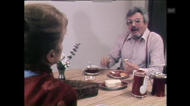Video «Konflikte nach der Pensionierung (Treffpunkt, 19.6.1980)» abspielen
