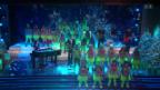 Video «Eliane, Luca Hänni und die Schwiizergoofe» abspielen