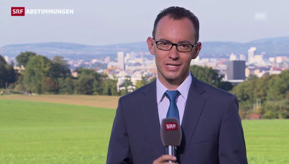 Einschätzung von SRF-Korrespondent Georg Halter